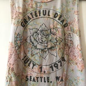 Urban Outfitters Tops - Grateful Dead Muscle Tee